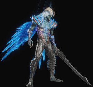 Nero True Devil Trigger DMC5