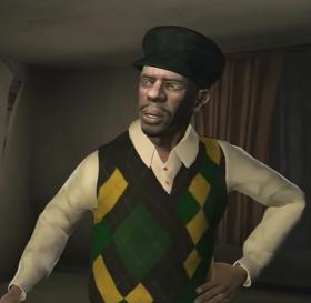 Real Badman, GTA