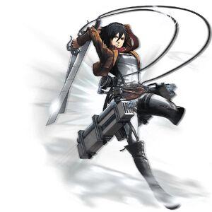 Shingeki no Kyojin Mikasa (625)