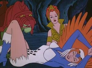 The Sorceress of Castle Grayskull 13