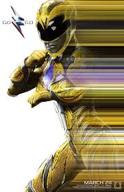 Yellow Ranger Teaser