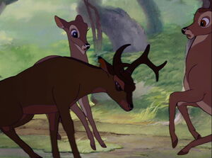 Bambi getting bullied by Ronno