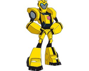 Bumblebee Animated