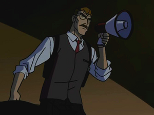 James Gordon Young Justice