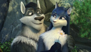 Sheep and wolves gray and bianca by xnickthebestx-d9pnfmq