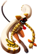 Taokaka (Chrono Phantasma, Character Select Artwork)