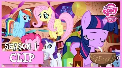 Twilight's 'Welcome to Ponyville' Party! (Friendship Is Magic) MLP FiM HD