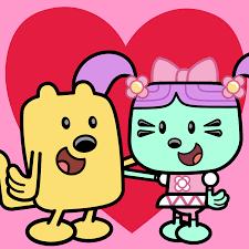 Wubbzy and Daizy