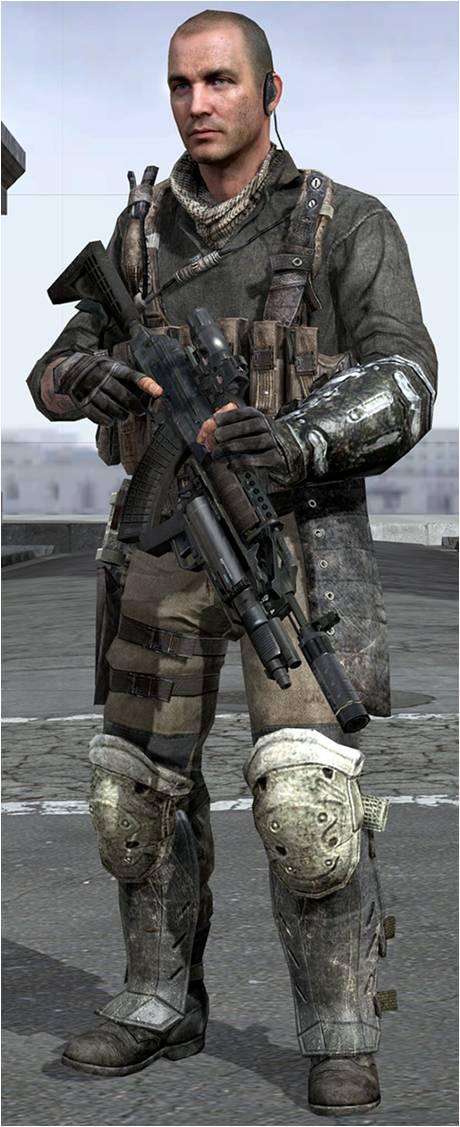 Yuri Call Of Duty Heroes Wiki Fandom