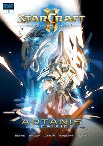 Artanis C-Sacrifice Cover1