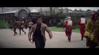 HD All Poe Dameron scene in Star Wars 7 The Force Awakens