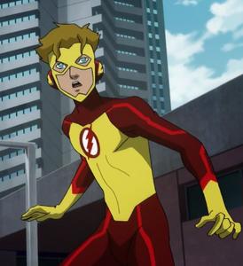 Kid Flash DCAMU