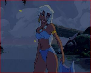 Princess Kida Atlantis by Jedijosh44
