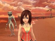 Kairi was being held