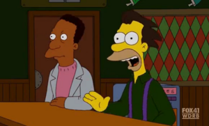 Lenny and carl CUTEYS