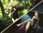 Madlax- Dual Picture