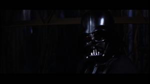 Darth Vader accepted
