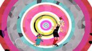 Doofenshmirtz y Perry bailando 5