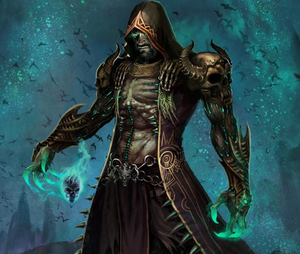 Necromancer Undertaker