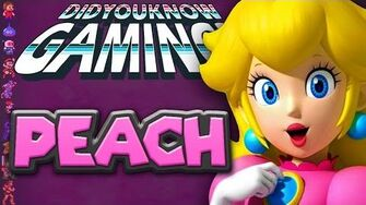 Princess Peach - Did You Know Gaming? Feat