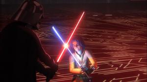Vader conflict