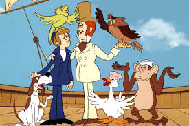1970 cartoon Dolittle