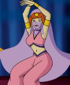 Daphne Blake Belly Dancer