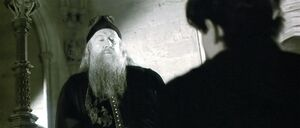 Dumbledore and Tom