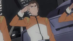 Garrison Officer Griffin