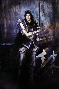 Mitsuhide Akechi Artwork (SW)