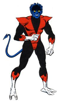 Nightcrawler, (comics)