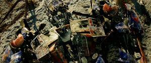 ROTF optimus dead body
