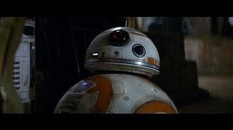 Star Wars The Force Awakens Building BB-8 Featurette