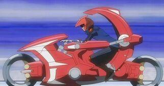 Yusei D-Runner