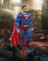 275px-Normal Superman Render