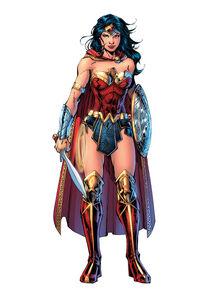 Wonder Woman (DC Rebirth Suit)