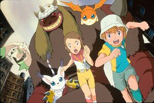 Digimon the movie promo