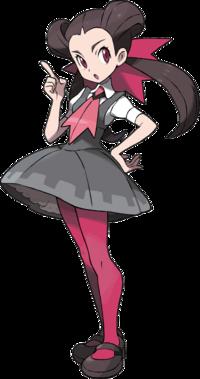 Omega Ruby Alpha Sapphire Roxanne