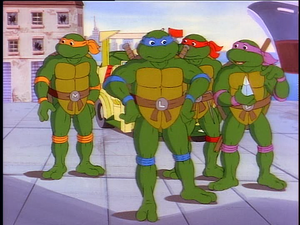 The Incredible Shrinking Turtles 5