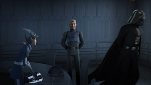 Vader visit