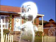 Casper angry