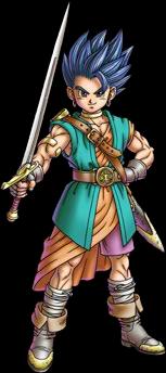 Protagonist (Dragon Quest VI)