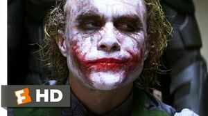 Good Cop, Bat Cop - The Dark Knight (5 9) Movie CLIP (2008) HD