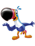 P-toucan