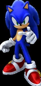 Sonic 06 sonic