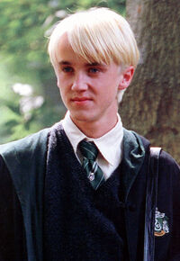 Draco Malfoy Year 3