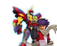 Hero of Robots Jet with Caesar