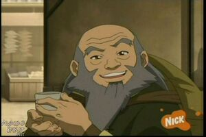 Iroh and Teacup.
