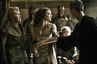 Olenna upset with Cersei