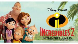 The Incredibles Vacation